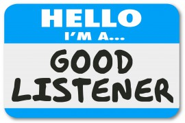 good listener Language Lab