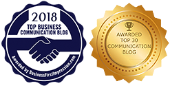2018 Top Business Communication Blog